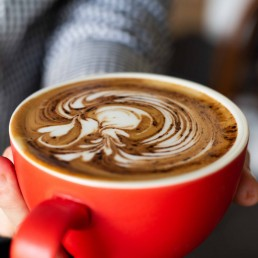 Stellarossa Swan Latte Art