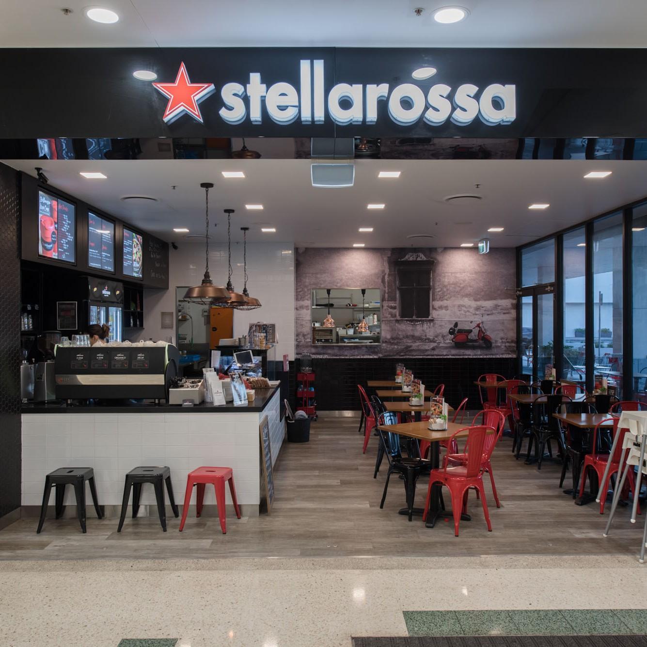 Stellarossa Arana Hills Shopfront